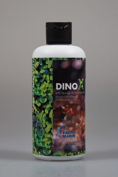 DINO X Breitband Algenpräparat für Riffaquarien