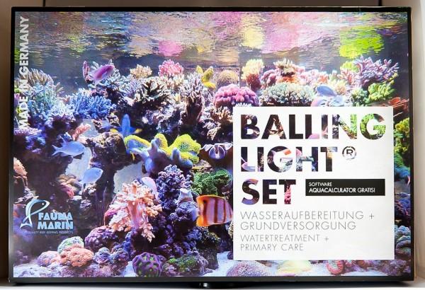 Fauna Marin Balling Light Set für den einfachen Start der Balling-Methode