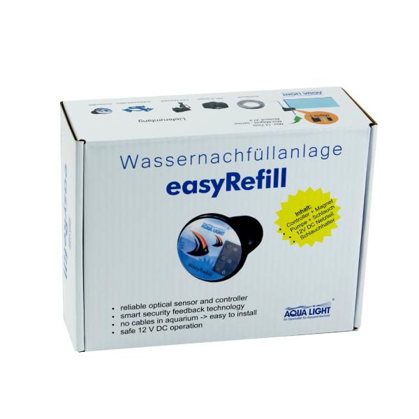 easyRefill - Smart Nachfüllanlage