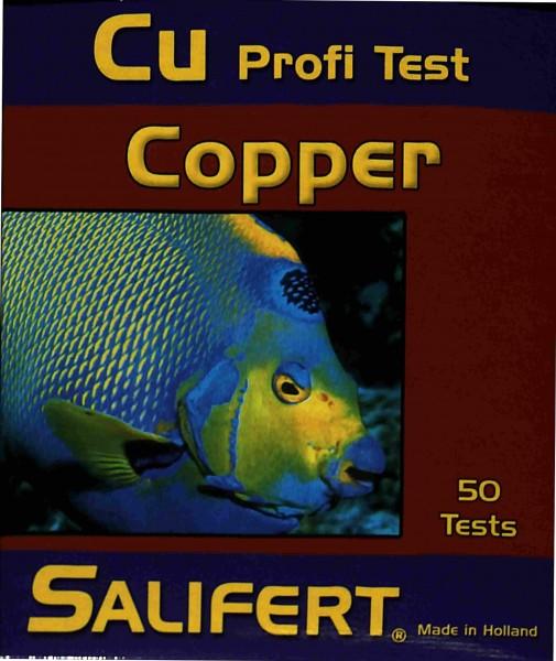 Salifert Profi Test Kupfer (Cu)