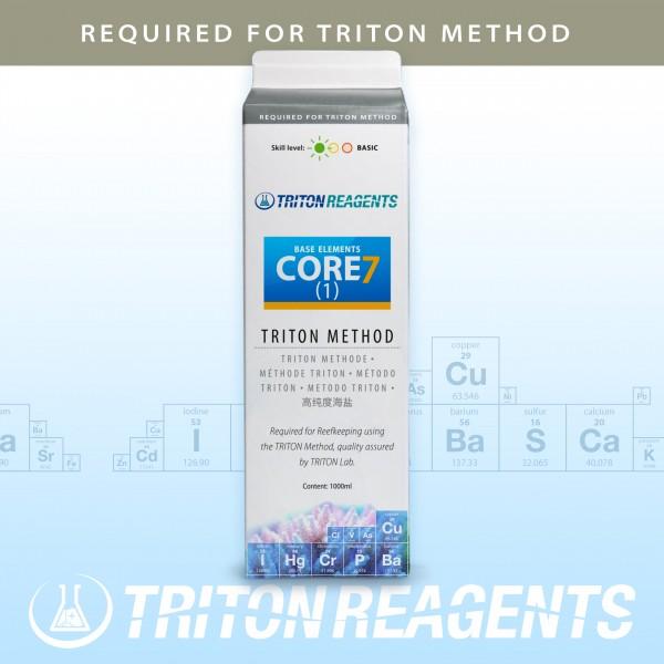 Triton Core7 Base Elements (1) Komplettversorgung nach der TRITON Methode