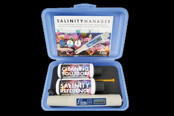 Salinity Manager - präzise Messung des Salzgehaltes in Meerwasseraquarien