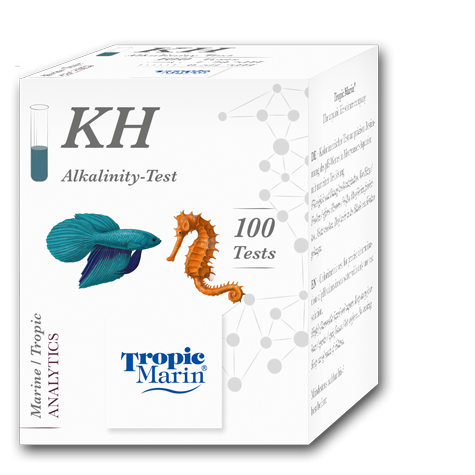 Tropic Marin KH-Test