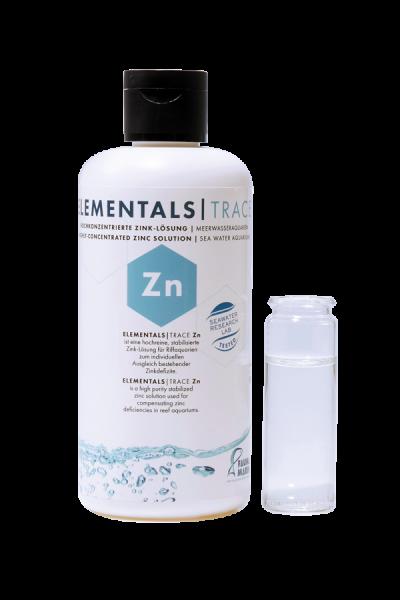 ELEMENTALS TRACE Zn 250ml Hochkonzentrierte Zink-Lösung für Meerwasseraquarien