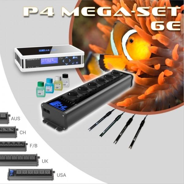 GHL ProfiLux 4 Mega-Set 6E PL-1728 (Mietgerät)