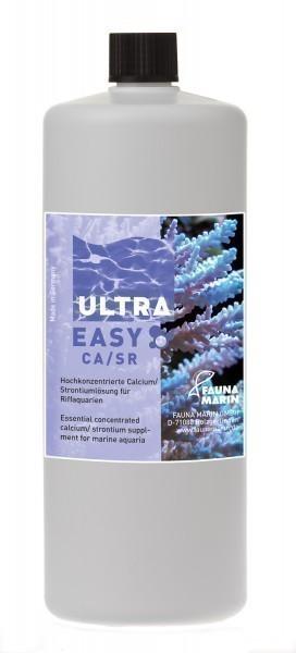 Fauna Marin Ultra Easy CA+SR 1000ml Hochkonzentrierte Calcium-/Strontiumlösung für Riffaquarien