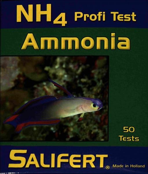 Salifert Profi Test Ammonium / Ammoniak (NH3)