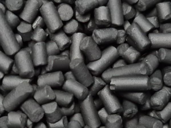 Aktivkohle mit hoher Adsorptionskraft, sie geeignet für u.a. Medikamente, Gelbstiche und Ozon