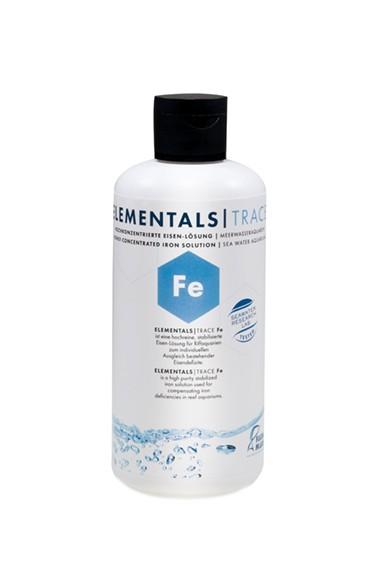 ELEMENTALS TRACE Fe 250ml Hochkonzentrierte Eisen-Lösung für Meerwasseraquarien