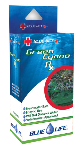 Green Cyano Rx