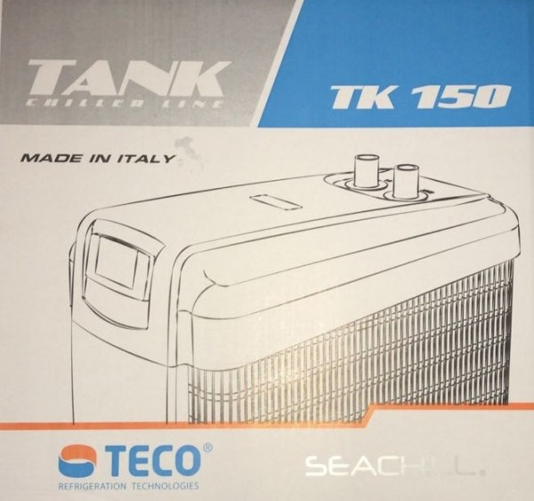 Teco TK 150 Aquarienkühler