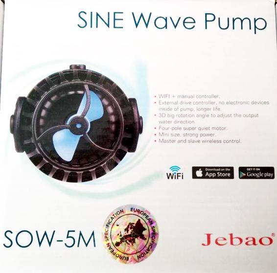 Jebao / Jecod Stream Pump SOW-5M - Strömungspumpe