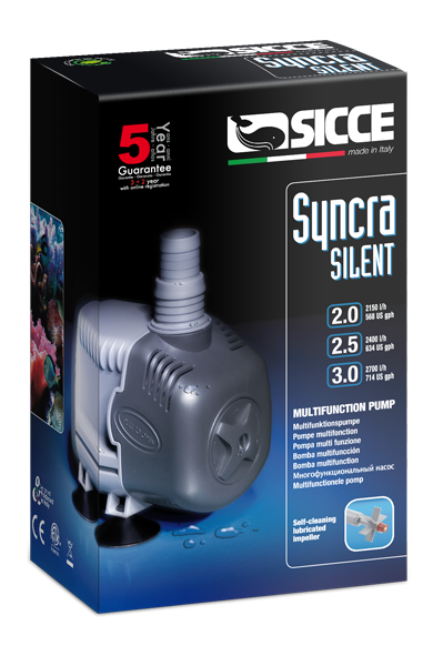 Sicce Syncra SILENT 2.0