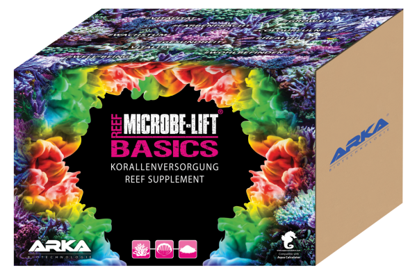 Arka Microbe Lift Reef Basics