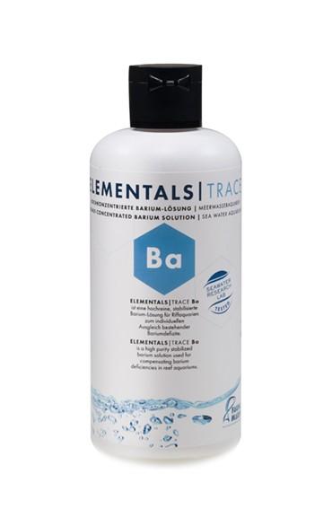 ELEMENTALS TRACE Ba 250ml Hochkonzentrierte Barium-Lösung für Meerwasseraquarien
