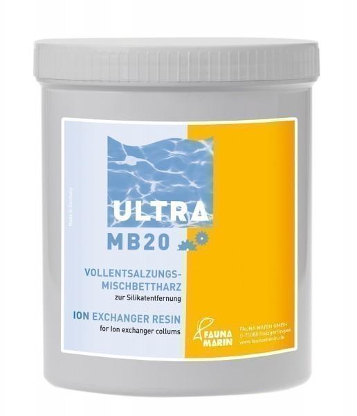 Fauna Marin Ultra MB 20 Vollentsalzungs Mischbettharz