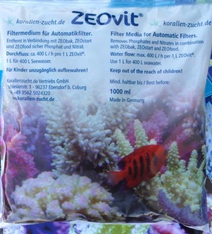 ZEOvit® für Automatikfilter
