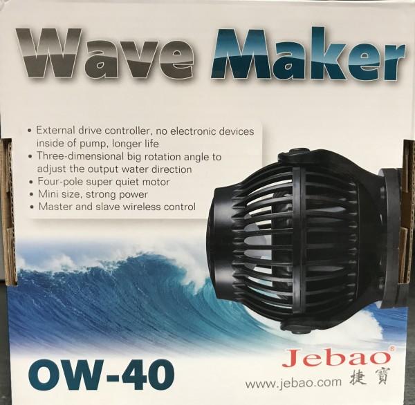 Jebao/ Jecod SOW 15 Propeller Pumpe | Strömungspumpe mit 1.200 - 15.000 l/h