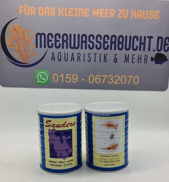 Sanders Artemia Eier Premium blau 425g