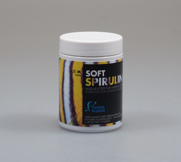 Fauna Marin Soft Spirulina