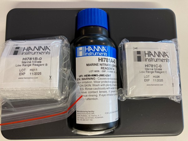 Hanna HI781-25 Reagenz Nitrat