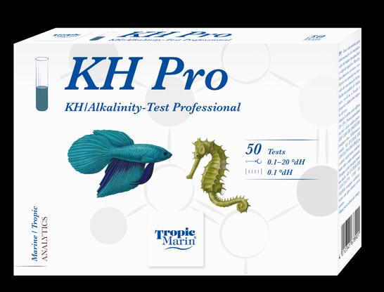 Tropic Marin KH-/Alkalinity-Test Professional