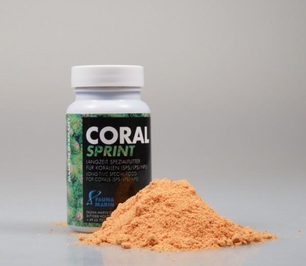 Coral Sprint Spezialfutter für SPS-, LPS- und NPS-Korallen